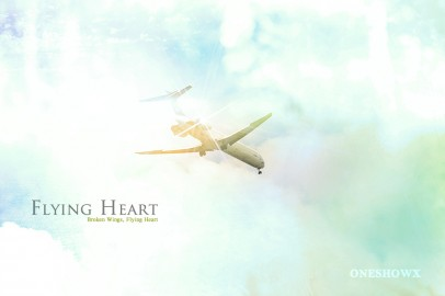Flying Heart 飛翔之心
